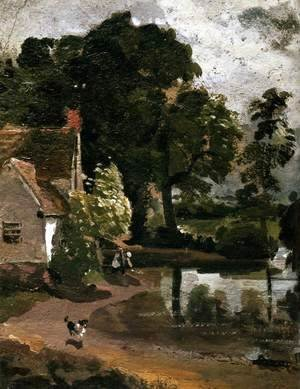 Willy Lott's House, near Flatford Mill, c.1811