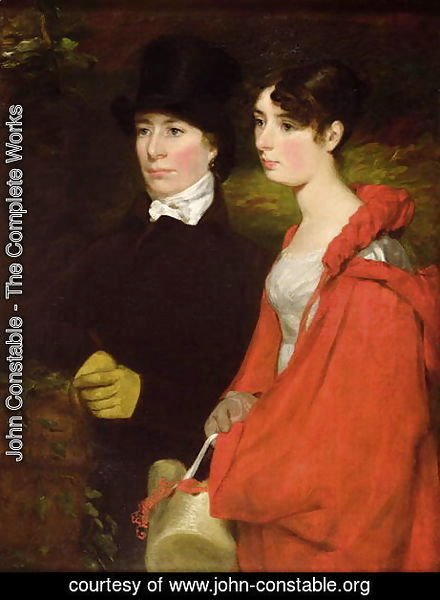 John Constable - Ann and Mary Constable