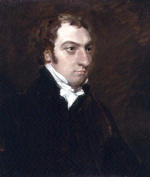 John Constable - Portrait of John Fisher, Archdeacon of Berkshire, 1816