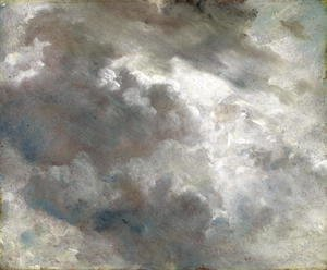 John Constable - Cloud Study 1821 (2)