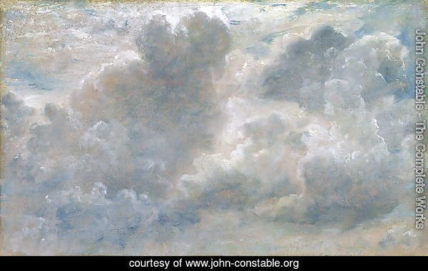 Study of Cumulus Clouds, 1822 (2)