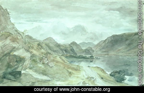 The Lake District, c.1830
