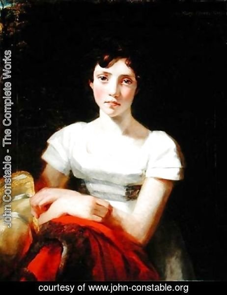 John Constable - Mary Freer, 1809