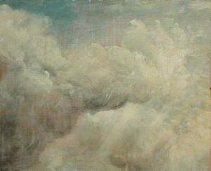 John Constable - Cloud Study  1821 (4)