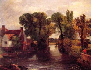 The Mill Stream, 1814-15