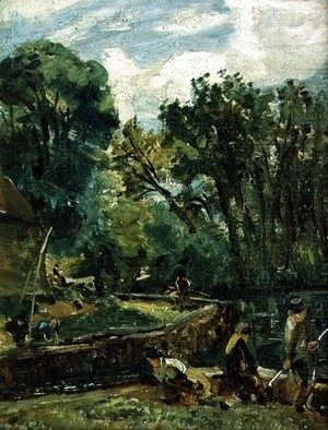 John Constable - A Study for the Young Waltonians