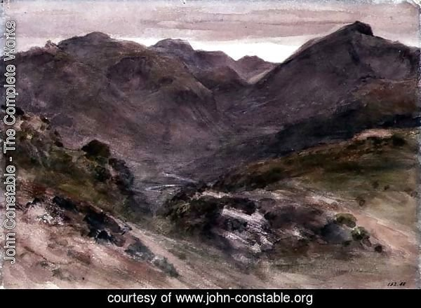 A View of Borrowdale