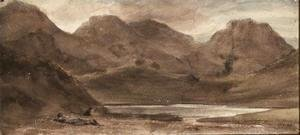 Sty Head Tarn, 12th October 1800