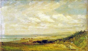 John Constable - Shoreham Bay