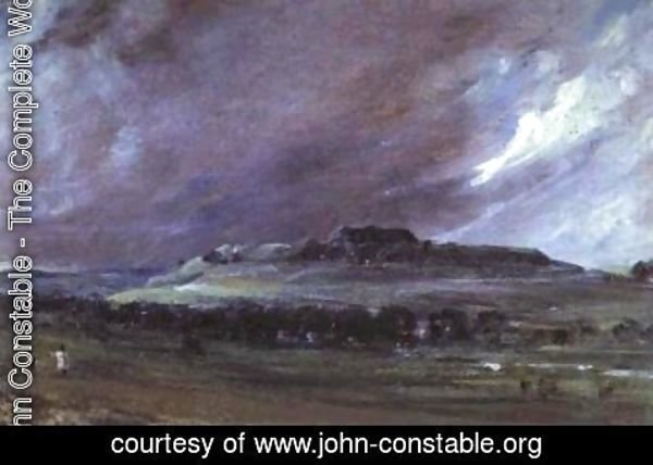 John Constable - Old Sarum 1829