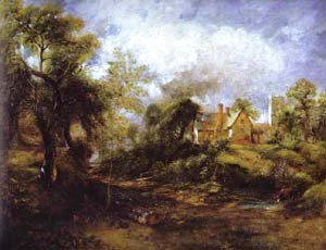 John Constable - The Glebe Farm 1830