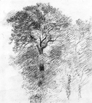 John Constable - Elm Trees