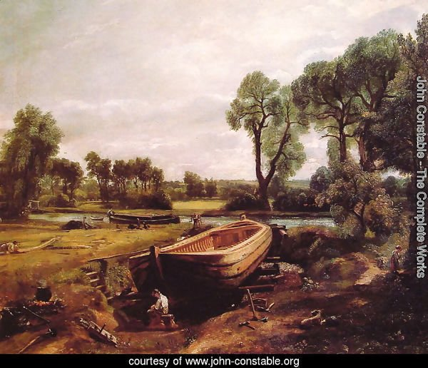 Boat-Building on the Stour 1814-15