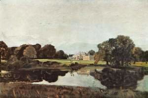 Malvern Hall in Warwickshire 1809